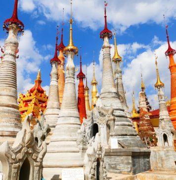 vacanța în Myanmar